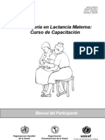 Lactancia OMSUNICEF Manual