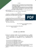 Accord Def 24 Avril 1961
