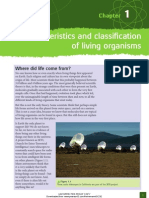 variety of living organisms factsheet