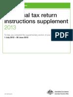 Individual Tax Return 2