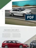 Mercedes Benz US E-Class 2014