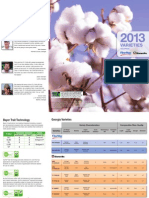 FiberMax & Stoneville - 2013 Georgia Cotton Variety Guide