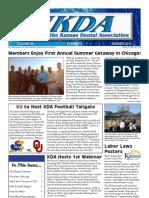 Summer 2013 Journal of the Kansas Dental Association