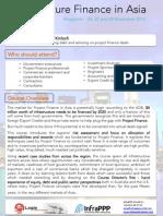 Infrastructure Finance in Asia - Final Brochure