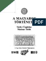Blaskovics József - Tárih-i Üngürüsz és Madzsar Tárihi 1988.