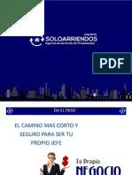Dossier Soloarriendos.cl
