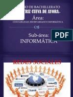 Redes Sociales Conferencia