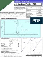 GL Science-Analysis of BiodieselFuel