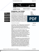 T4 B18 FTAT Charities Fdr- Entire Contents- Press Reports and Org Statements- 1st Pgs Scanned for Reference- Fair Use 676