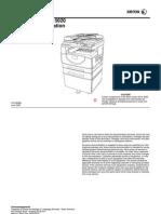 Xerox WorkCentre 5016 5020 Service manual