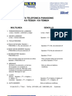 ResumenKX-TEM824