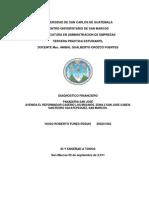 02.- Diagnostico Empresarial - Panaderia San Jose - Agosto 2013 (1)