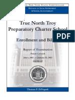 True North Troy Prep Charter School audit
