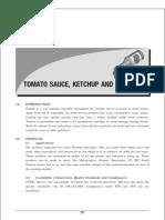 36 Tomato Sauce, Ketchup and Purees