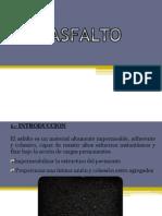 materiales asfalto