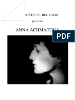 Anna Achmatova Piccola antologia della poetessa russa