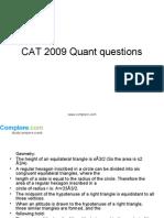 CAT Quant2
