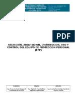PO-KMM-0001-Procedimiento critico de EPP.doc