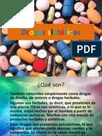 Drogas sinteticas