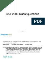 CAT Quant24