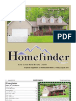 Mdowell News Homefinder August 2013 Edition