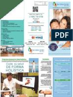 Programa Integral de Salud Holística