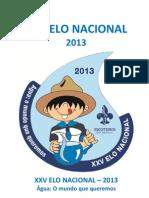 Programa Elo Nacional 2013
