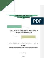 Guia Reportes Revisada 20100409 113102