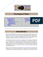 Geological Time-Scale
