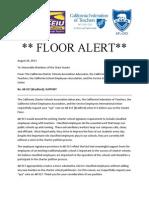 AB917 - SEIU - press release