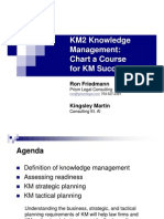 Charting Your KM Course - Assessing Readines for Knowledge Managment (Legal Tech, 2003)