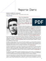 Reporte Diario 2467