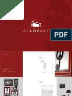 Catálogo Ailovart 2013