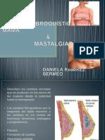 7.2 Cambios Fibroquisticos de La Mama y Mastalgias