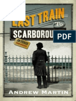 The Last Train to Scarborough - Andrew Martin