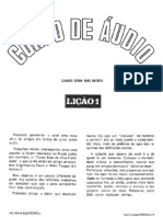 Curso de Audio - Claudio Cesar Dias Bastos