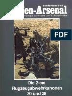 Waffen-Arsenal - So68 - Die 2cm Flugzeugabwehrkanonen 30 Und 38