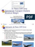 Tema_06 Estimacion Pesos (Commercial Transport - Structure )