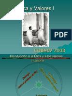Ética y Valores I. Cobaev