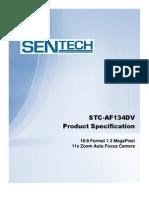 Spec STC-AF134DV en v1.02