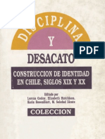 Identidad Siglo Xix Chile