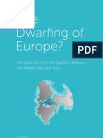 Dwarfing of Europe