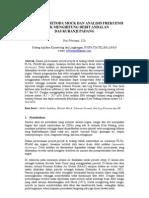 Penerapan Metoda Mock Dan Analisis Frekuensi Untuk Menghitung Debit Andalan Das Kuranji Padang