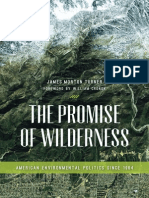 The Promise of Wilderness American Environmental Politics since 1964
