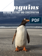 Penguins Natural History and Conservation