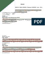 Modélisme ferroviaire à l'échelle HO. Fiche compos BB22200 MaJ juin 09. Par Laurent Arqué