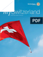 Switzerland Tourism Magazine