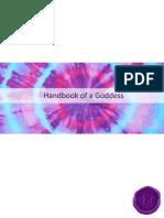 Handbook of a Goddess Excerpt