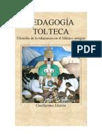 PEDAGOGIA TOLTECA