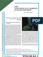 Globaliz y Construccion Social de La Apariencia Sujeto Como Obj - P. Winkler